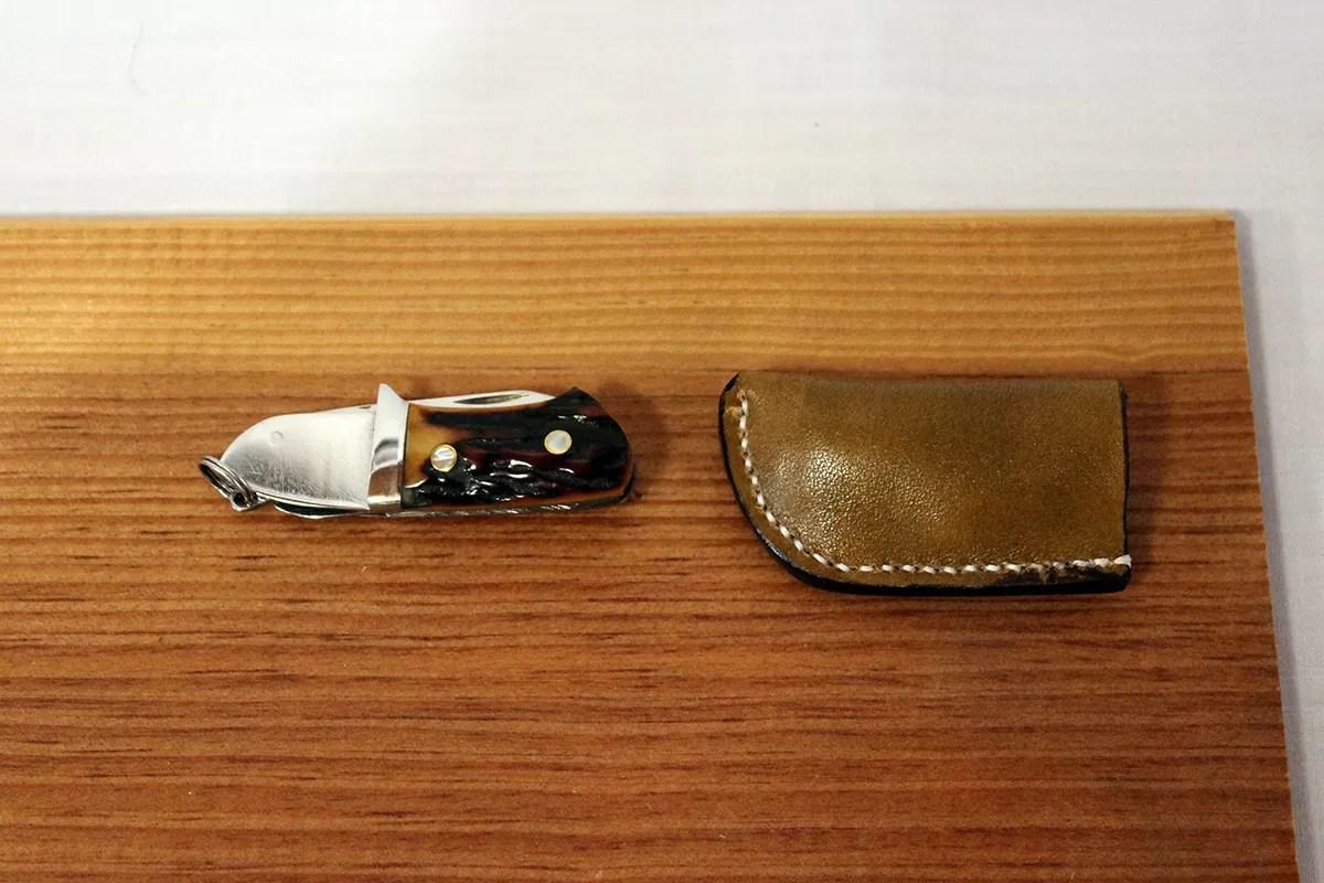 ビクトリノックス 改造 ラブレスナイフ