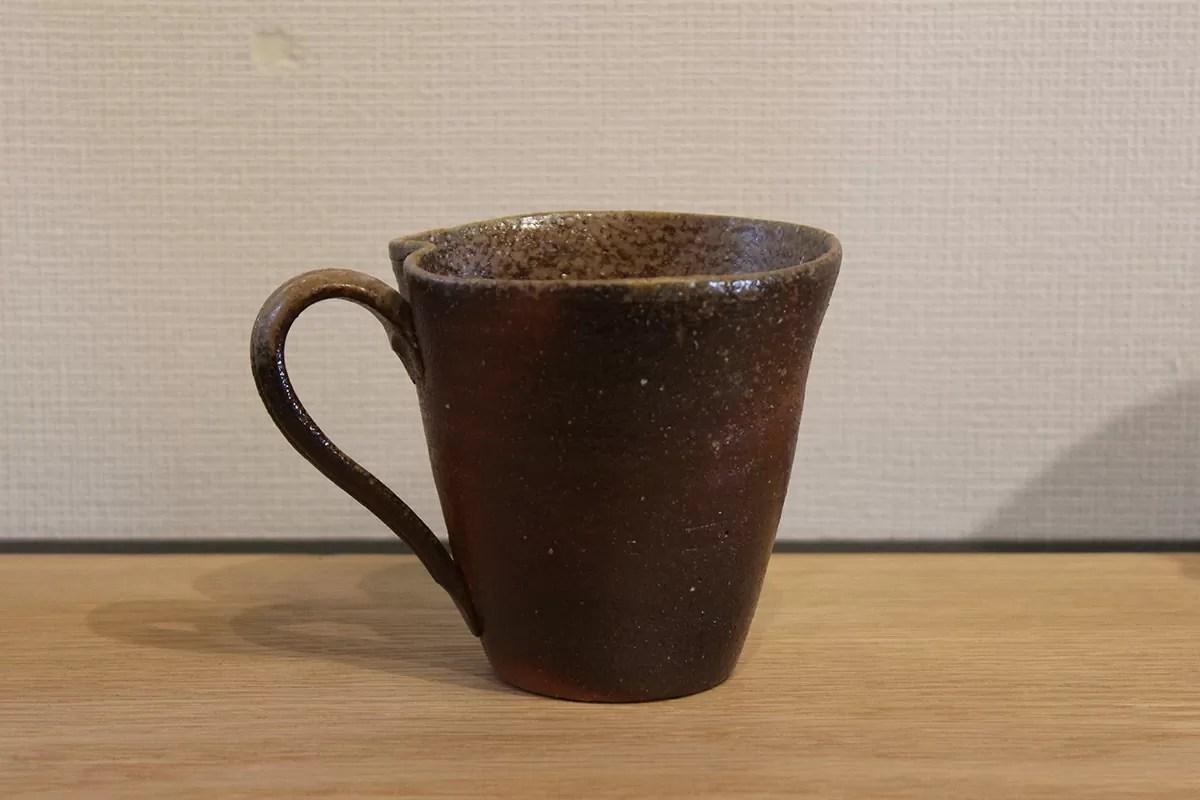 備前 マグカップ ②