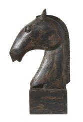 Horse noir