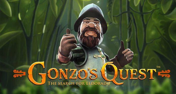 Gonzo's Quest kazino spēle