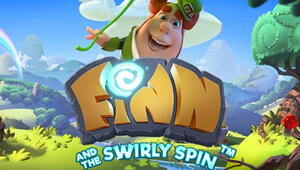 kazino spēle Finn and the Swirly Spin