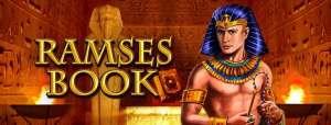 Ramses Book spēles automats