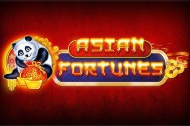 Bezlimita naudas atmaksa Asian Fortunes spēlē