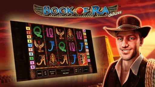 Book Of Ra Delux Bezmaksas kazino spēles automāts