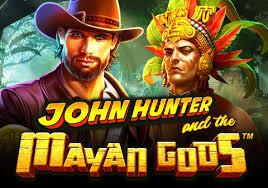 John Hunter and the Mayan Gods Spēlē online kazino spēļu automātus