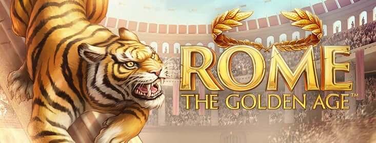 Rome: The Golden Age kazino spēle
