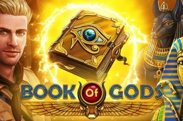 Book of Gods online spēļu sutomāts