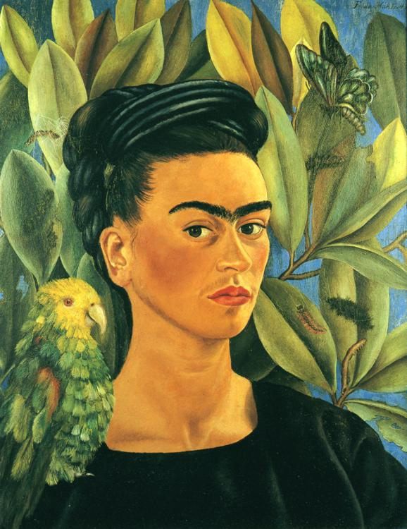 Oeuvre De Frida Kahlo : oeuvre, frida, kahlo, Little-known, Facts, About, Frida, Kahlo, KAZoART, Contemporary