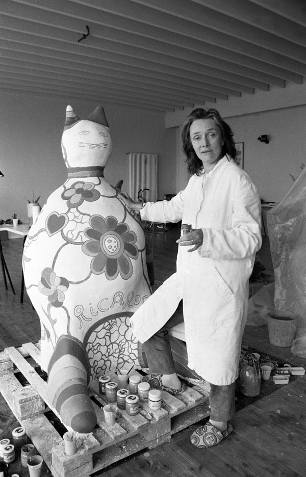 Niki De Saint-phalle : saint-phalle, Minute:, Saint-Phalle, KAZoART, Contemporary
