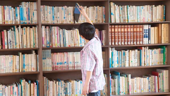 子どもたちに良書に親しむ機会を与えたい