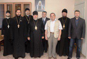 Встреча с епископом Парменом по вопросу продолжения трезвенной работы в Чистопольской епархии. IMG_0329