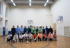Состоялся турнир по футболу с участием студентов КазПДС и РИИ