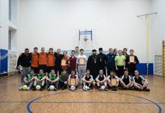 В Казанской семинарии состоялась церемония награждения победителей и призеров турнира по футболу