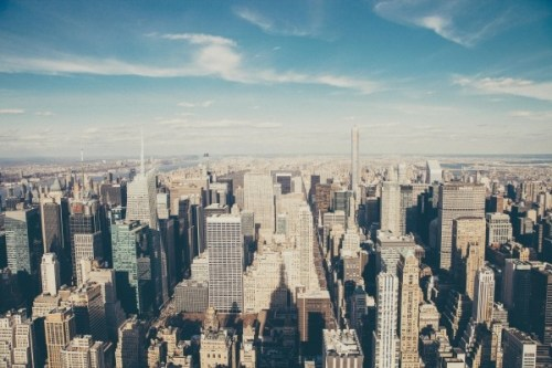 new-skyscrapers-city