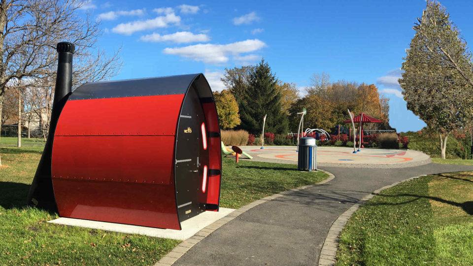 photos installations de toilettes publiques kazuba toilettes seches publiques. Black Bedroom Furniture Sets. Home Design Ideas