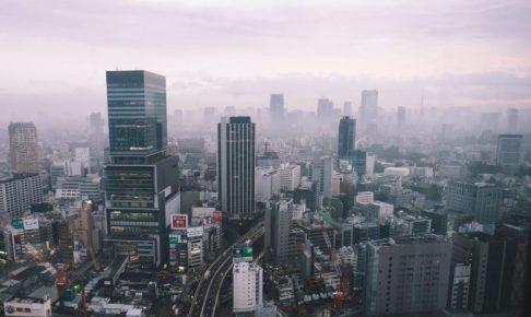 加速 立ち止まる 渋谷