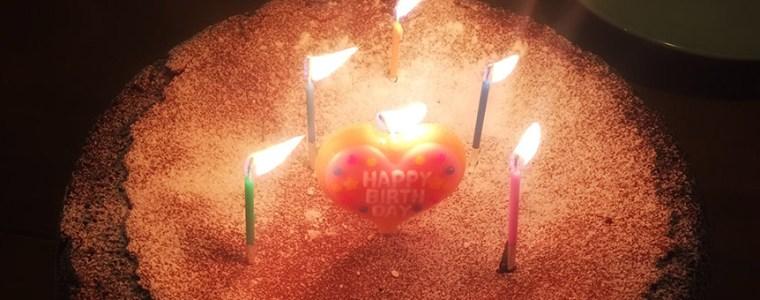 うれしい誕生日