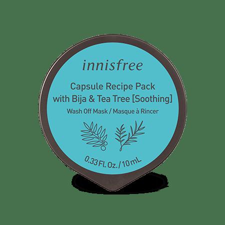 innisfree-capsule-recipe-pack-BIJA&TEA TREE