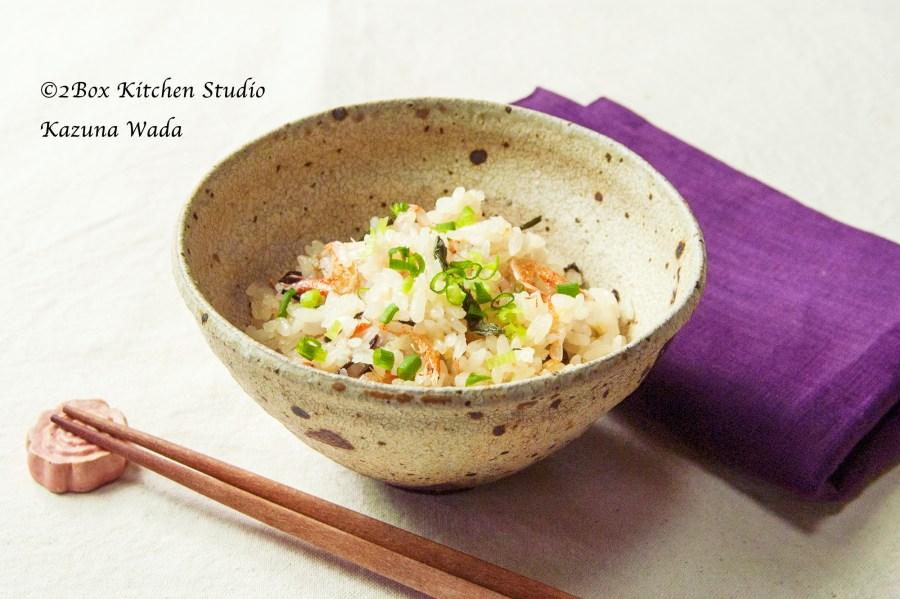 もち米不使用 餅入りおこわ 炊き込みご飯