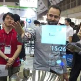 魔法の鏡が開発された様です。Android内臓のシステム洗面台が登場!