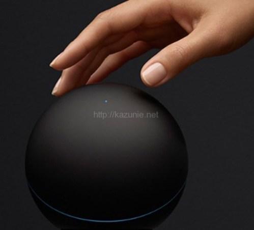 球体のリビング革命!丸く収めるクラウドメディアプレーヤー「Google、Nexus Q」発表