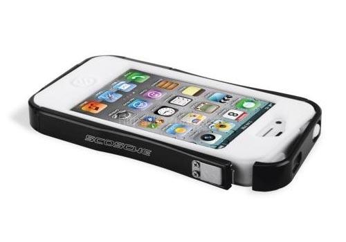 ごわごわしない対衝撃iPhoneケース「Scosche RAILkase」 。iPhoneデザインを殺さないかがテーマ