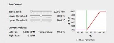 MacBookのProやAirの冷却ファン回転数コントロールアプリの導入とアンインストール方法