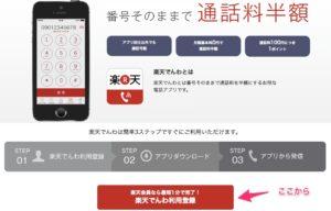 楽天でんわ__電話アプリ-7