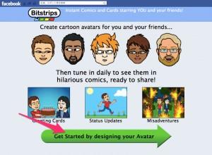 FacebookのBitstrips-2