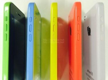 iPhone5cそっくり?またか!スマートフォンioPhone5色がイオシスから本日販売