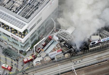 東京有楽町で火災ほか今日の #スクラップ #2014 #1/3
