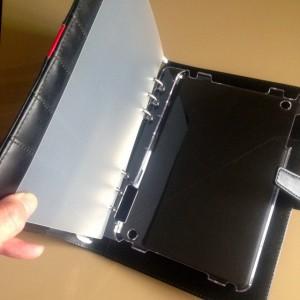 iPad mini retina 手帳ケース