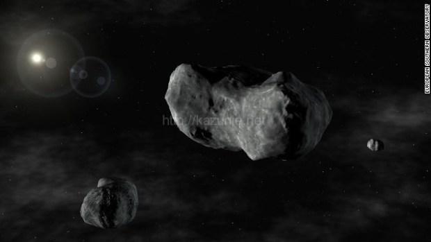 小惑星が地球に接近ほか今日の #スクラップ #2014 #2/18