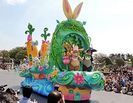 キリスト教の祝日「イースター」定番イベント目指す千葉県内観光施設やホテルほか今日の #スクラップ #2014 #4/21