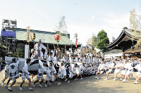 天神祭 鉾流神事で幕開け 天神祭宵宮ほか今日の #スクラップ #2014 #7/25