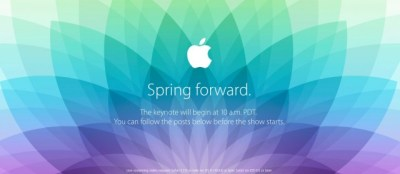 Apple Special Event 2015 Spring forward