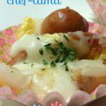 【あとで作りたいレシピ】 お弁当お野菜おかず:白菜チーズウインナー