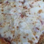 ドミノピザ Mサイズ チーズンロール プレーン ダブルチーズx2 ダブルチーズのダブルが素晴らしい http://t.co/8eNQ4z0MCy