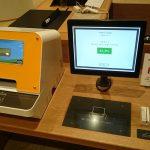多賀城市立図書館のキッズコーナー、読書通帳、貸し出し装置 https://t.co/mrwaFoD4ZU