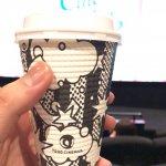 TOHOシネマズのホットコーヒー飲む。アプリクーポンで50円引き。美味しくなったらしいが、違いが分からん。冷めてもおいしいそうな https://t.co/RpFwk9GhSb