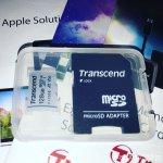 #Transcend #128GB #U3 タイムセールで2000円のやつが届いた。2枚目