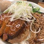 #豚角煮丼 #松屋 #店舗限定 うまうま