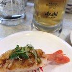 #赤えび #ごま醤油 #かっぱ寿司