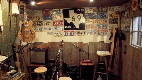 フリーフローランチ舞台
