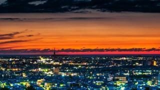 あの日見た夕日を思い出して僕は泣いてしまう~金沢・大乗寺丘陵公園~