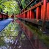 小松・那谷寺の紅葉はもう少し先・・・ですが、リフレクションが見事でした☆