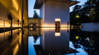金沢の夜を彩る「金沢ナイトミュージアム」で鈴木大拙館に行ってきました。