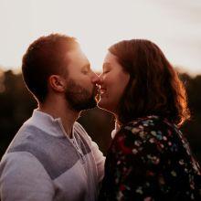 photo de couple à rennes shooting amour séance