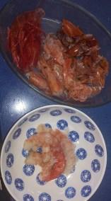 Lobster & Salmon Ravioli with Lobster Sauce 5