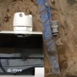 自動灌水機にネジニップルを。これは使える! 70